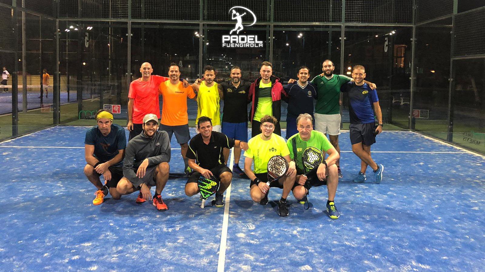 Nueva temporada de Padel Fuengirola con patricinio de Sol Beach Fitness Centre